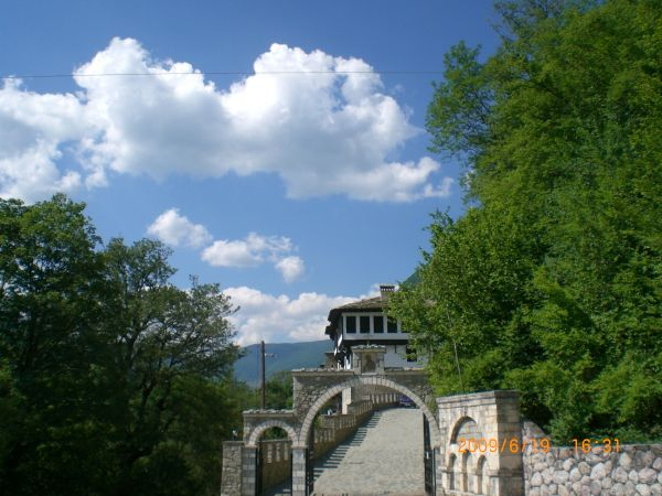 монастырь Иоанна Крестителя