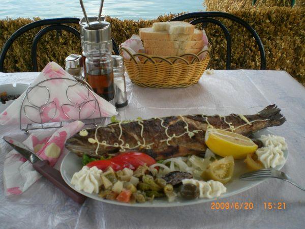 Ужин Алексея Васильева за 10 евро