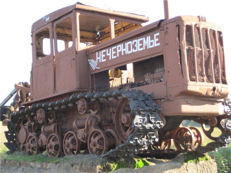 Трактор Нечерноземье