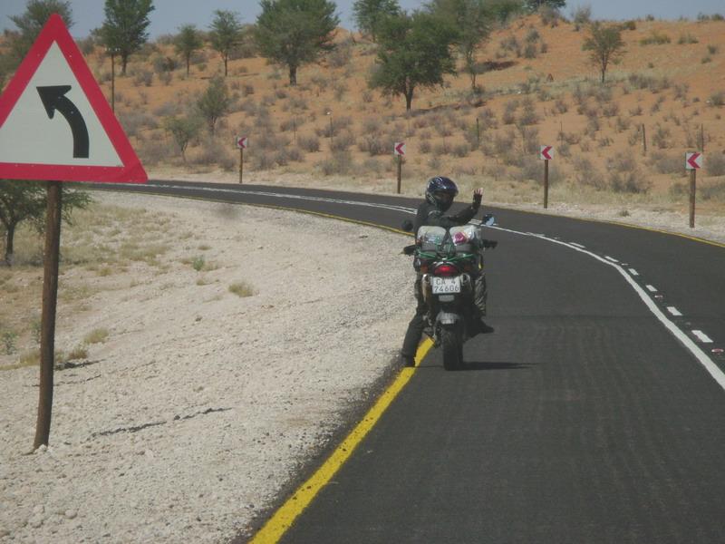 Асфальтовые дороги в Африке