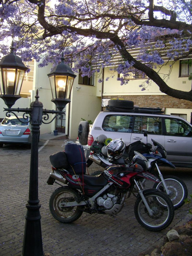 BMW 650 Dakar прокат в Африке, купить