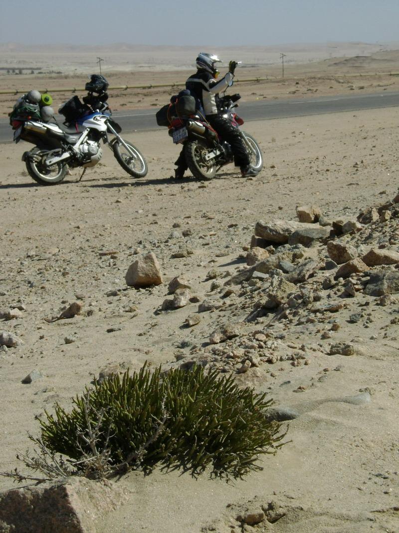 В Африку на мотоцикле БМВ