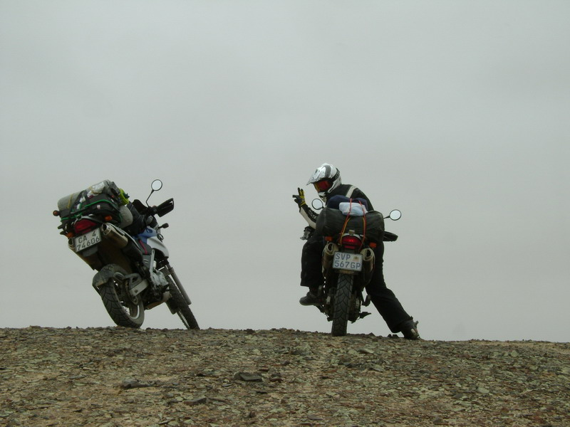Прохватить по Африке на мотоцикле!