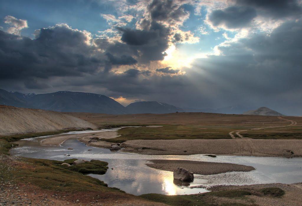 район монголии