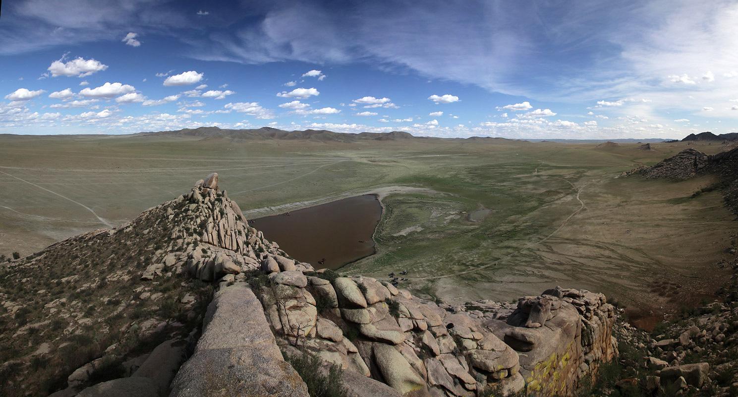 Монголия красоты
