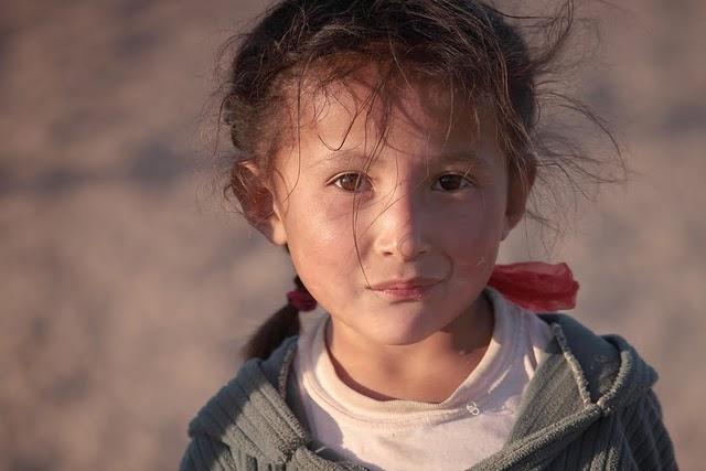 девочка монголия