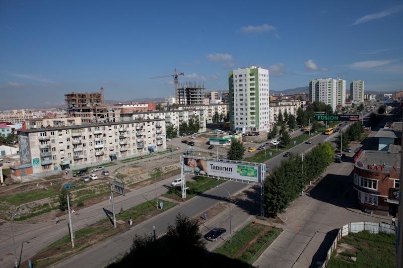современная монголия