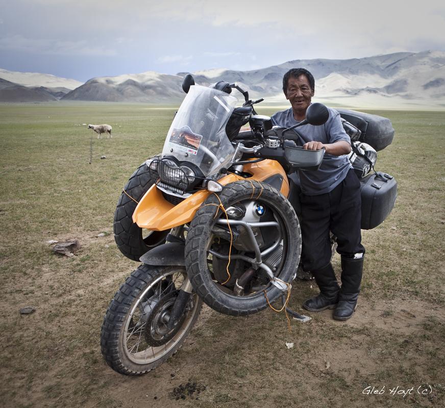 промышленность монголии