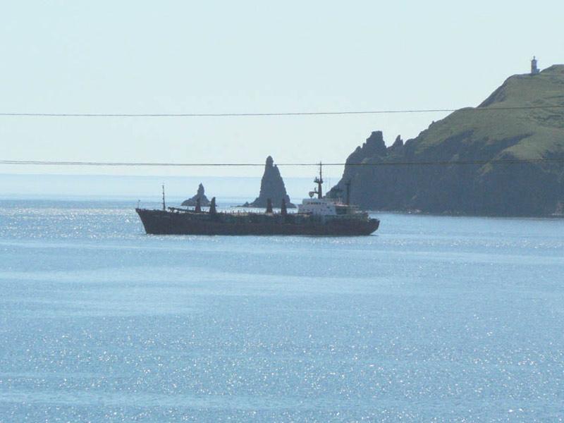 моряк рыболов в приморском крае